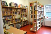 Bücherei (klicken zum vergrößern)